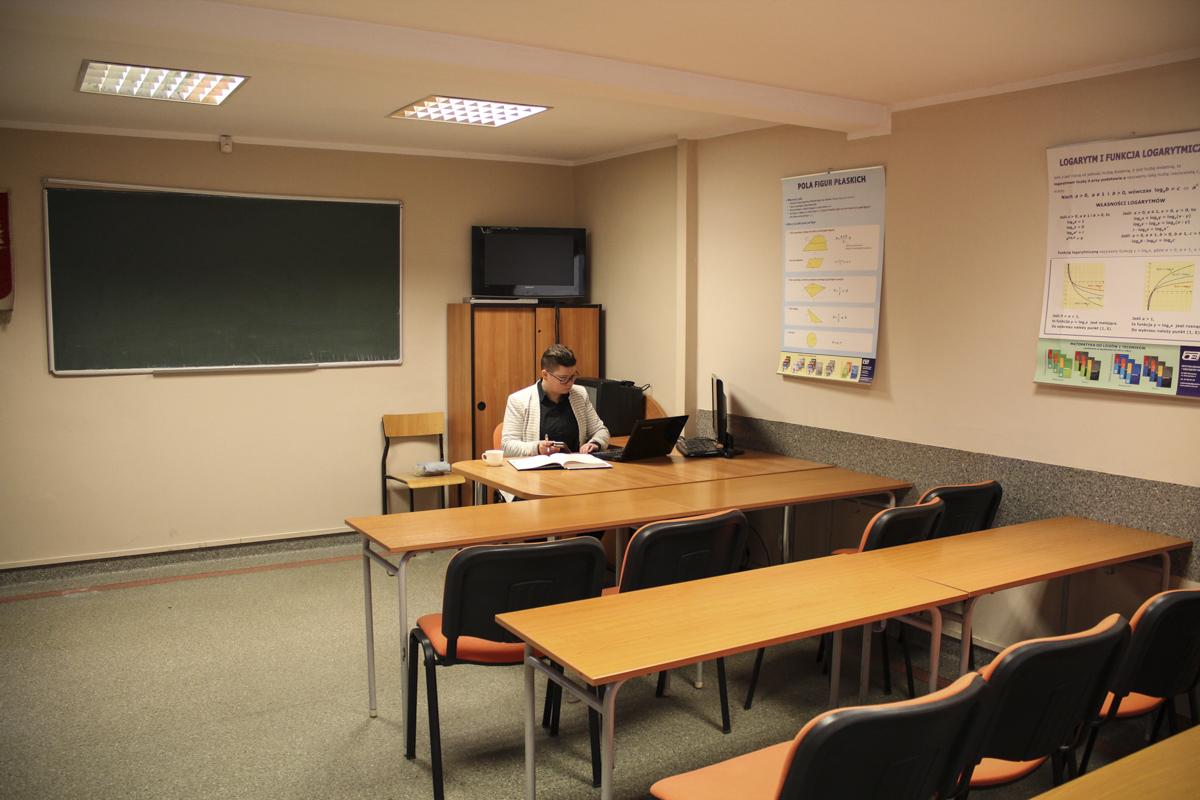 Sala wykładowa 2
