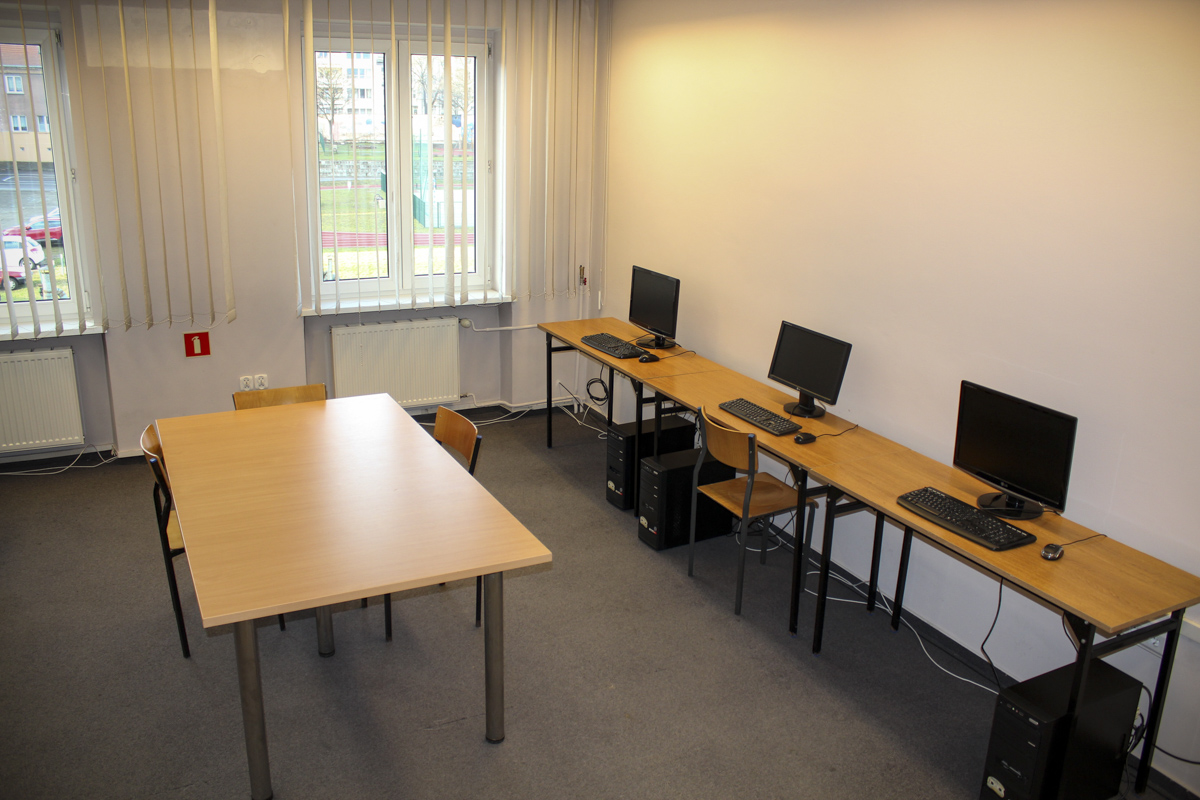 Sala komputerowa 2