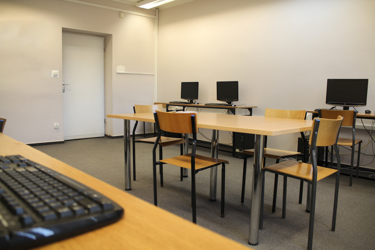 Sala komputerowa 3